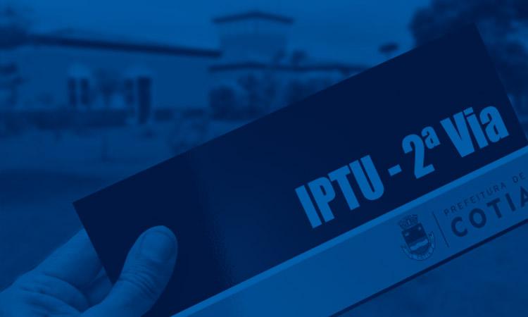 IPTU 2ª Via