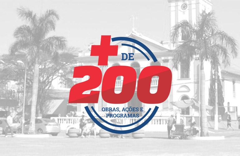 Programa mais 200