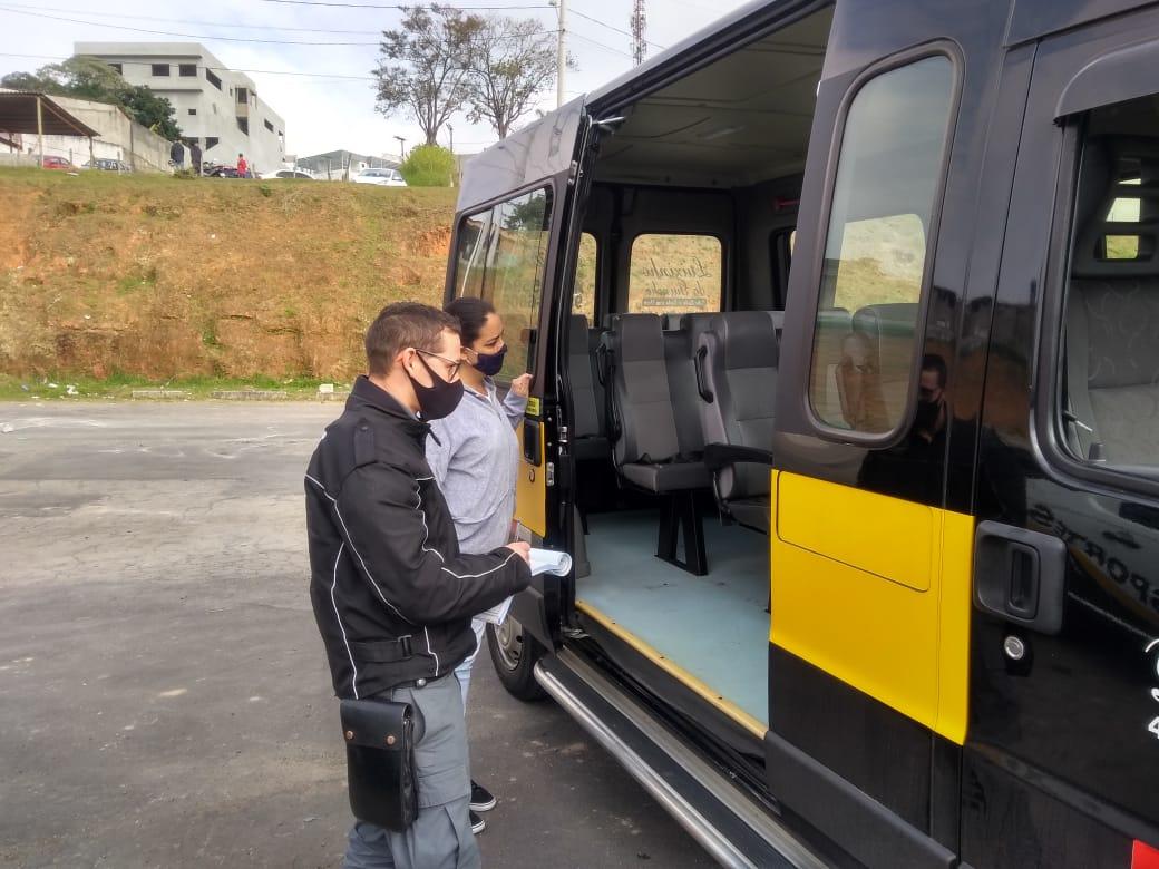 Prazo para vistoria obrigatória do transporte escolar termina no dia 30/07