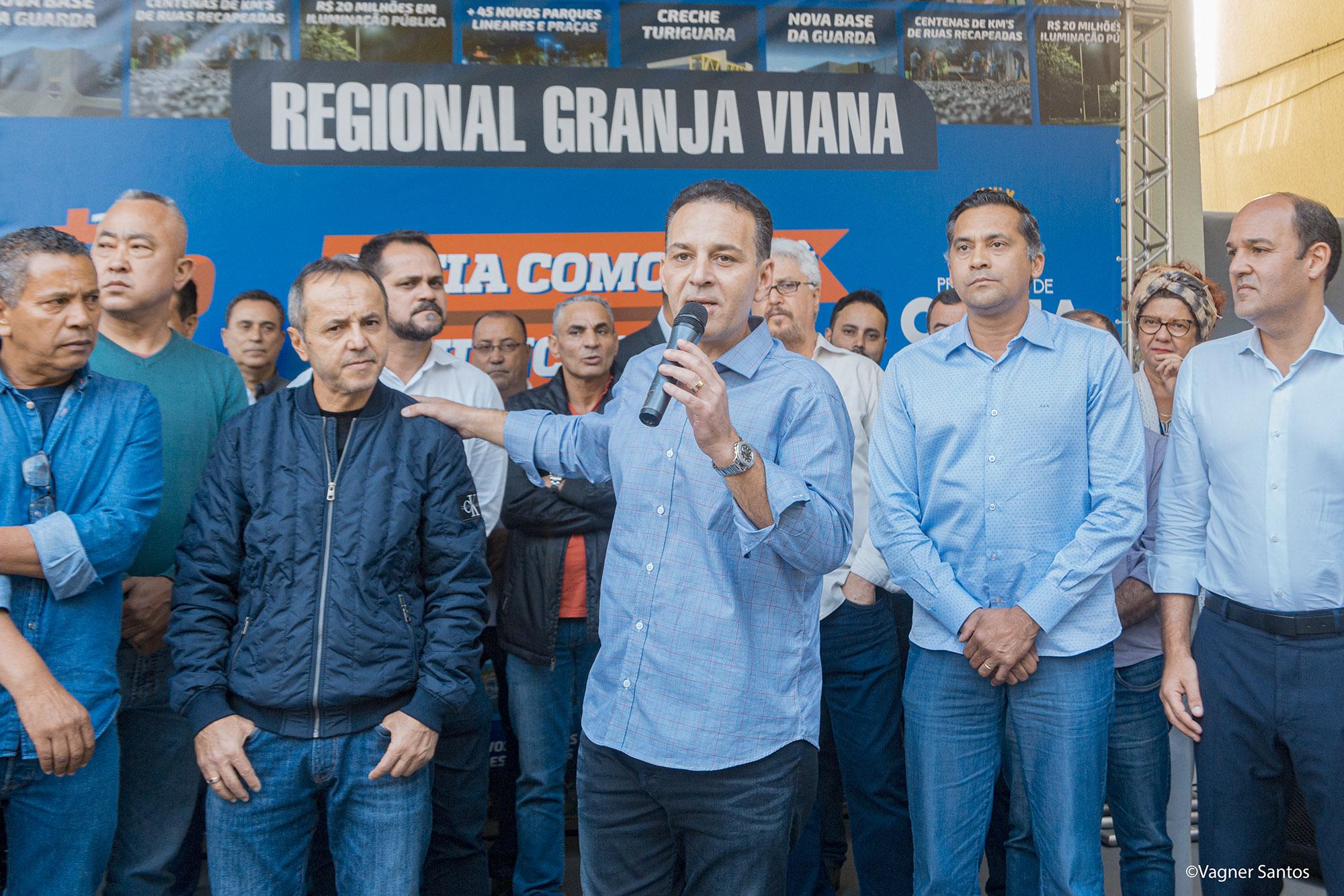 Prefeitura entrega a nova Regional da Granja Viana e sede da Secretaria de Desenvolvimento Urbano