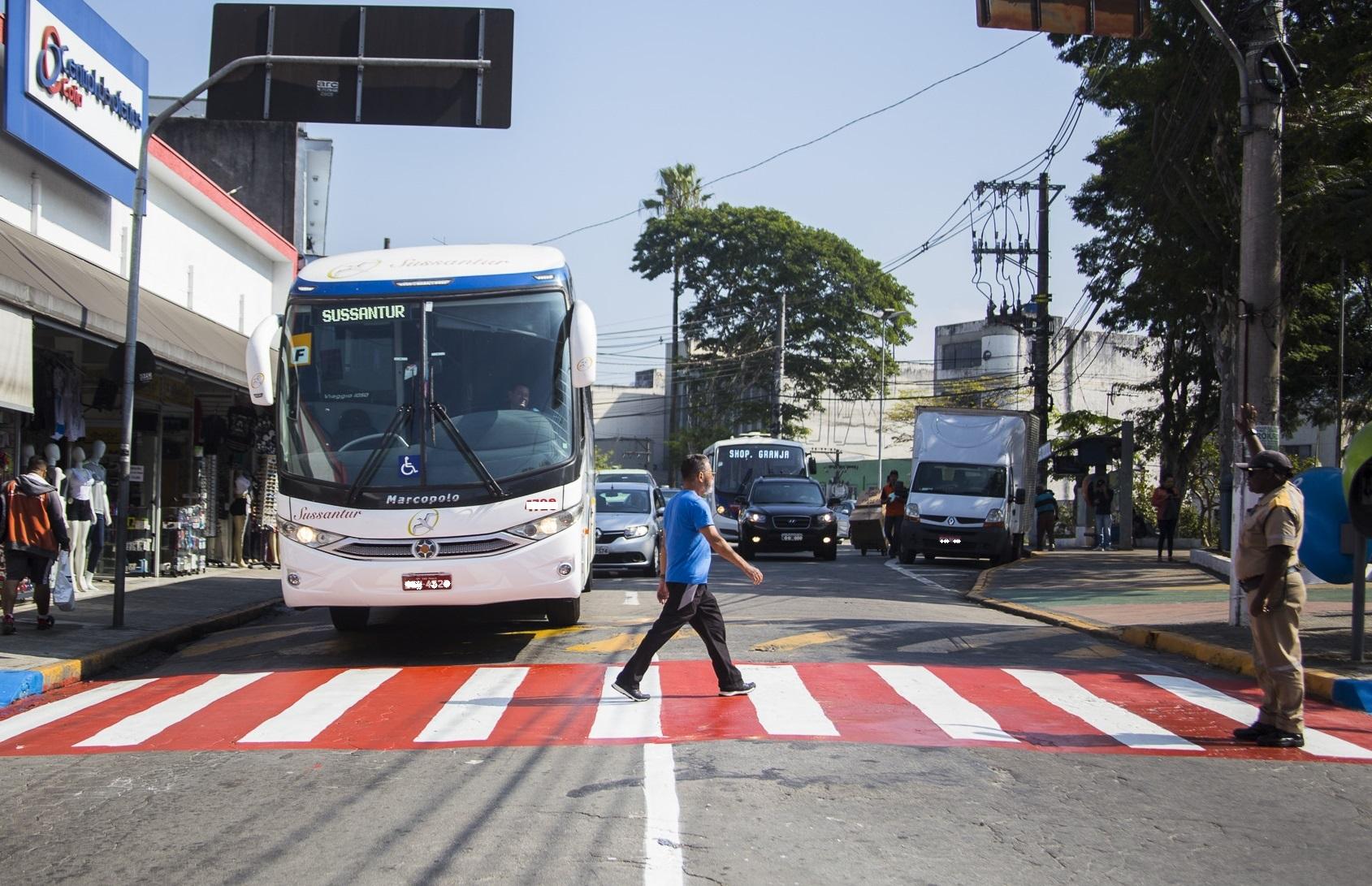 Semana Nacional de Trânsito é lembrada com ações de conscientização em Cotia