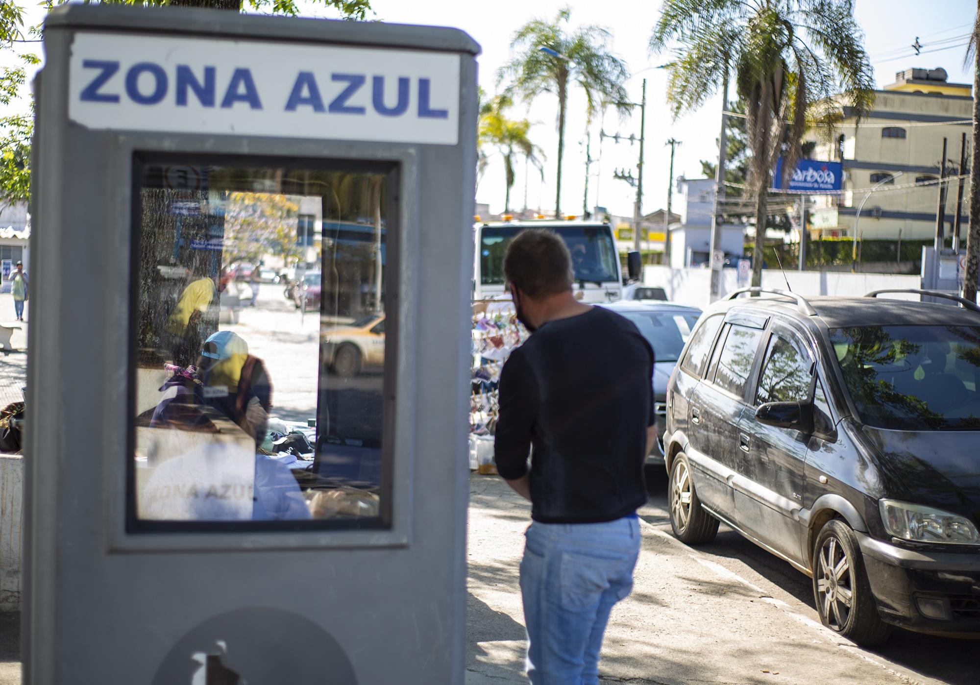 Secretaria de Transportes e Mobilidade atualiza postos de pagamento de zona azul